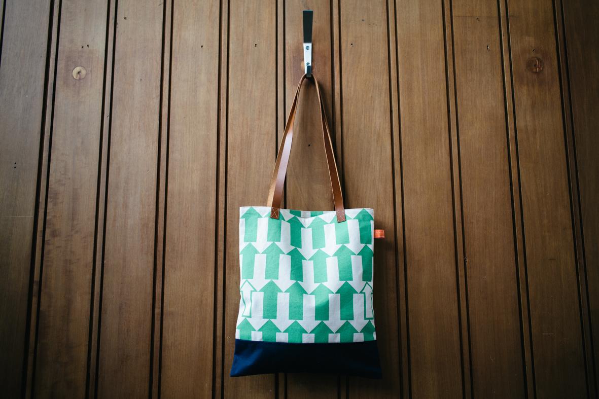 Arrow Book Bag