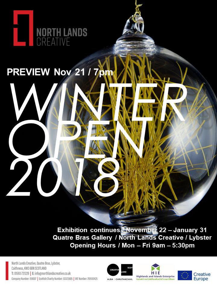 Winter Open 2018