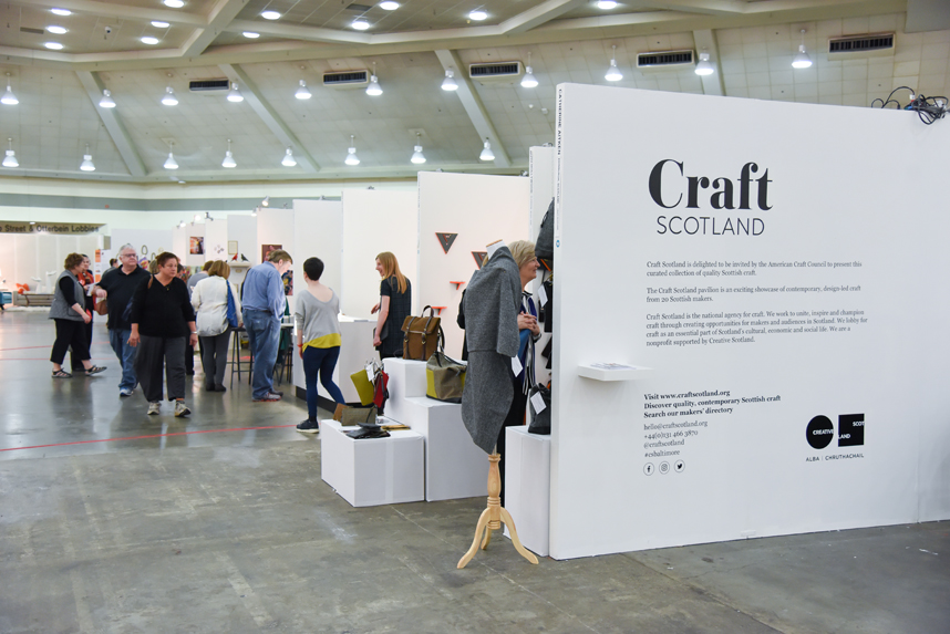 Craft Scotland at ACC Baltimore