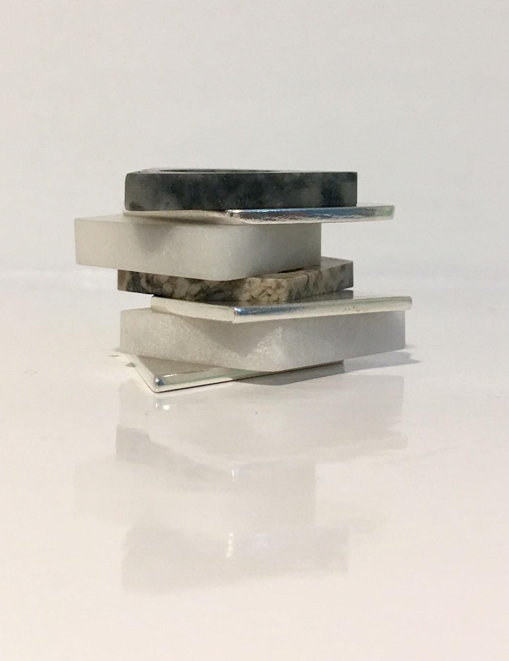 Geometric Geoplogy Ring Stack