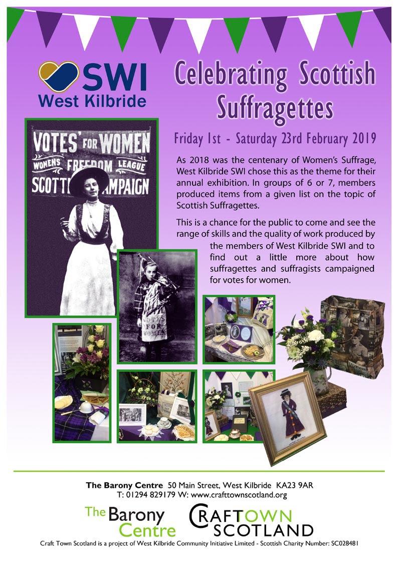 Scottish Suffragettes