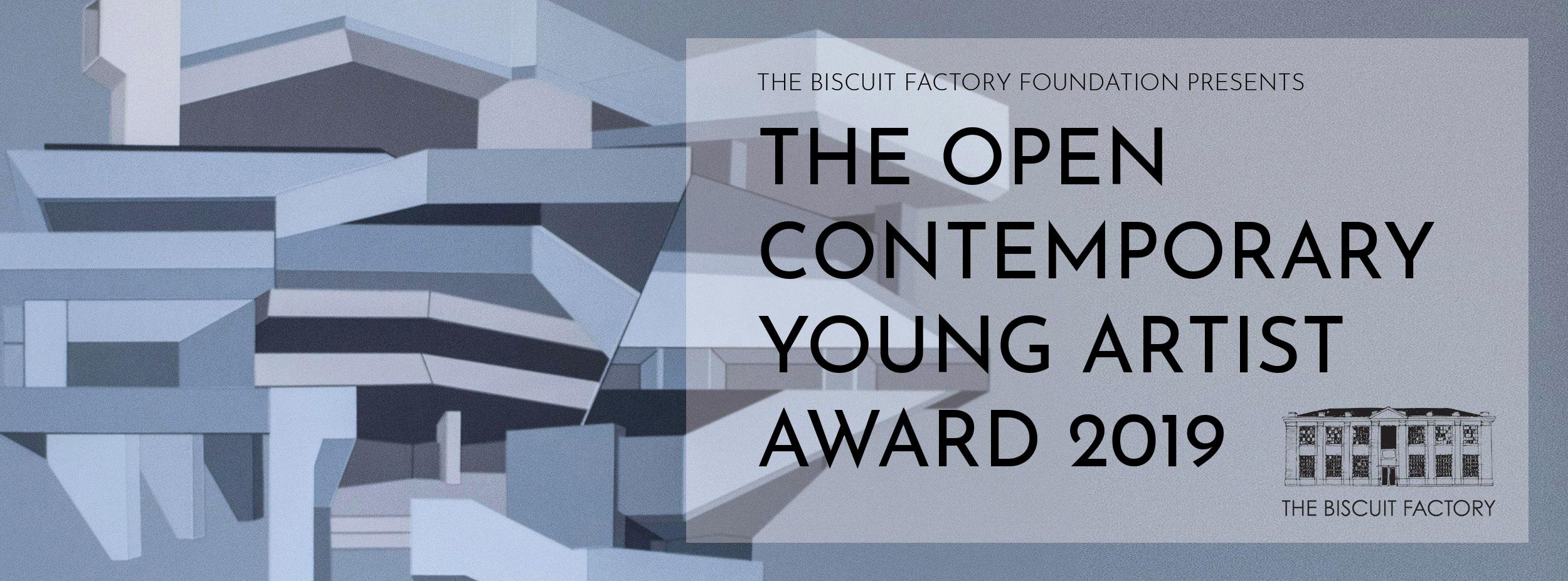 Open Contemporary Young Artist Award Image #0