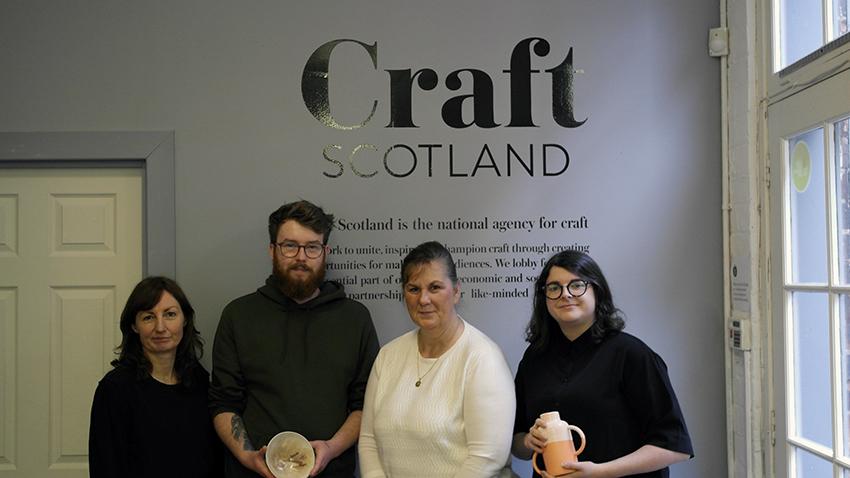 Scottish Potters Association - SPA Bursary 2019