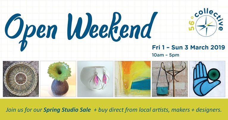 Open Weekend - Spring Studio Sale