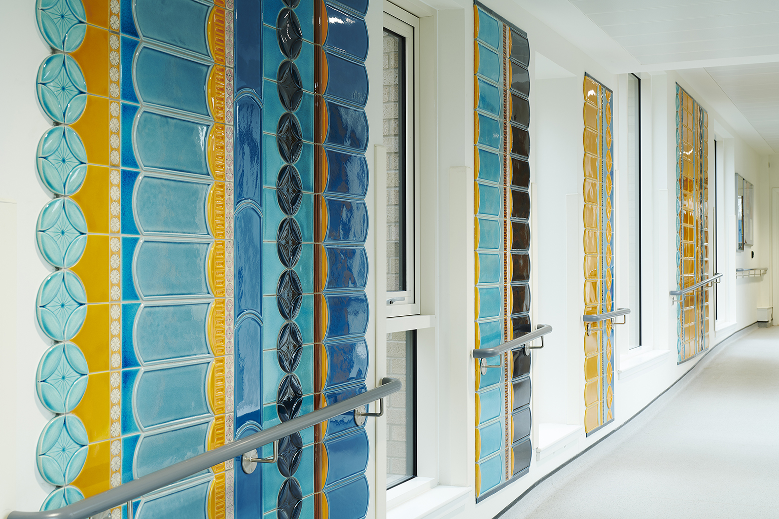 The Tiled Corridor