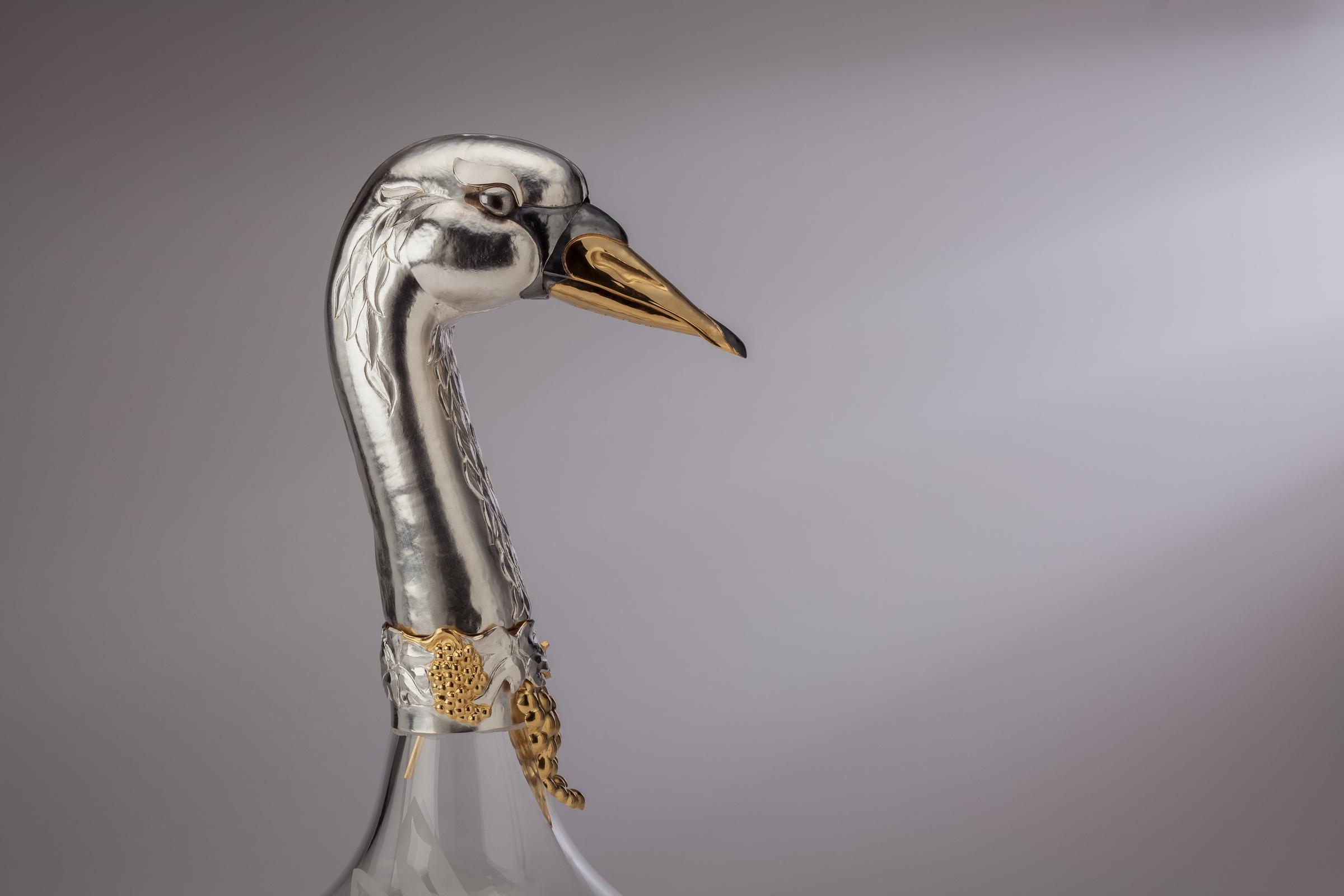 Swan Decanter