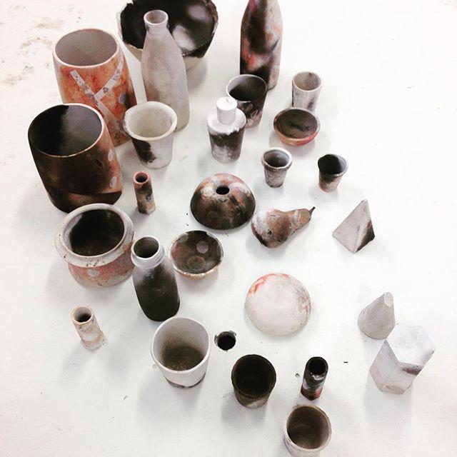 Smoke Fired Ceramics
