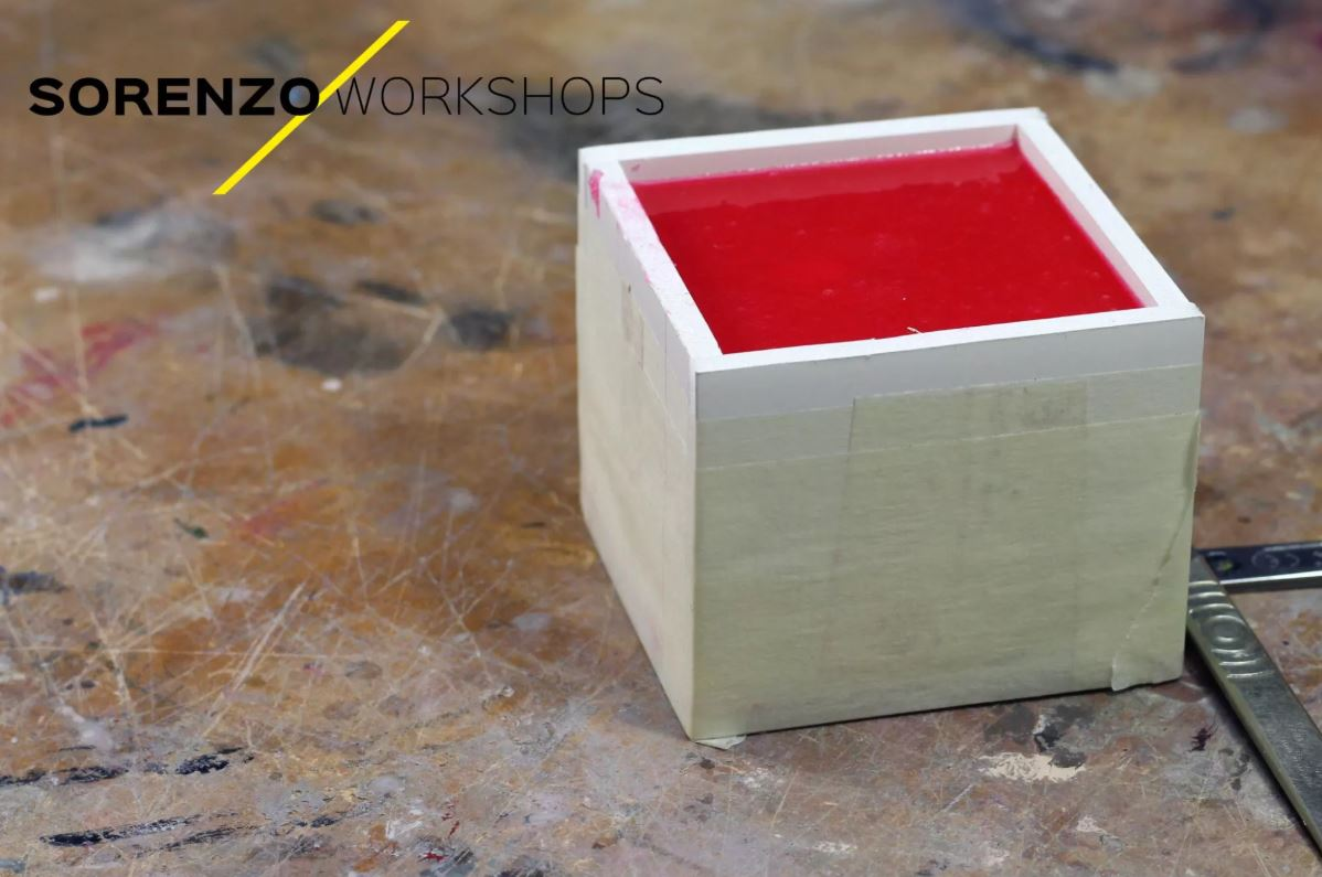 Beginners Molding and Casting - Afternoon Workshop - 27th April 2019