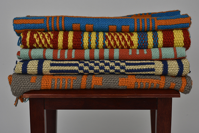 Mariam Syed Woven Textiles
