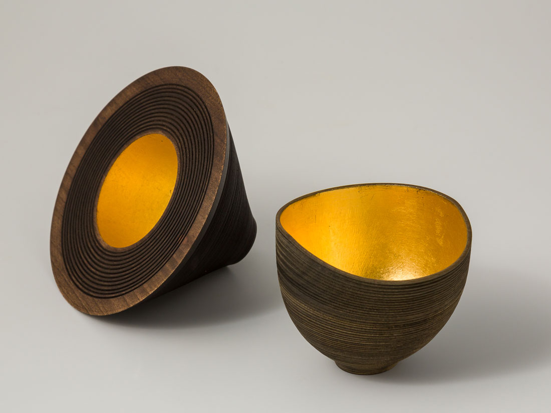 Ruth Mae: Wooden Vessels