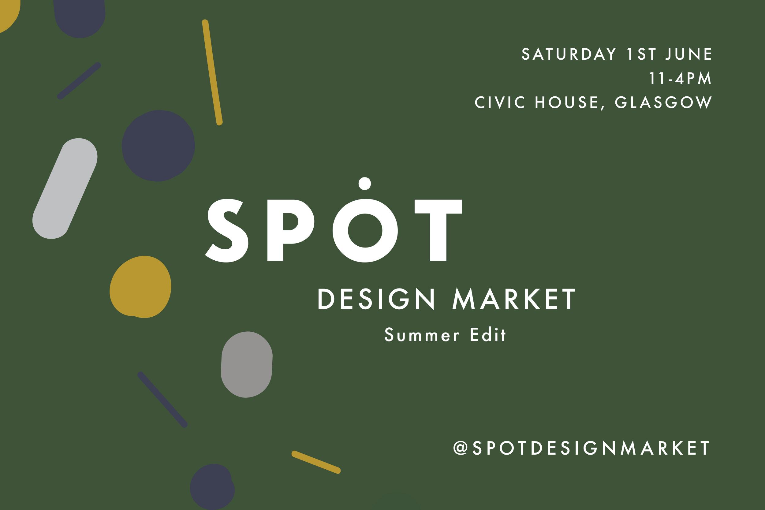Spot Design Market: Summer Edit