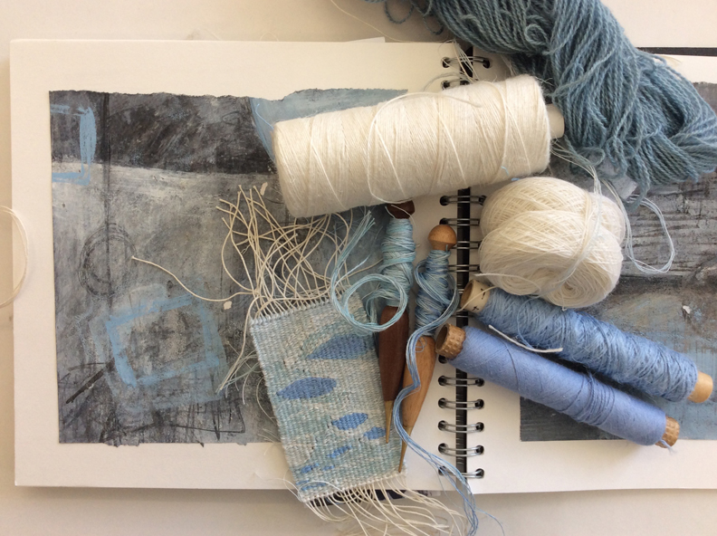Introduction to Studio Practice – Tapestry Weaving