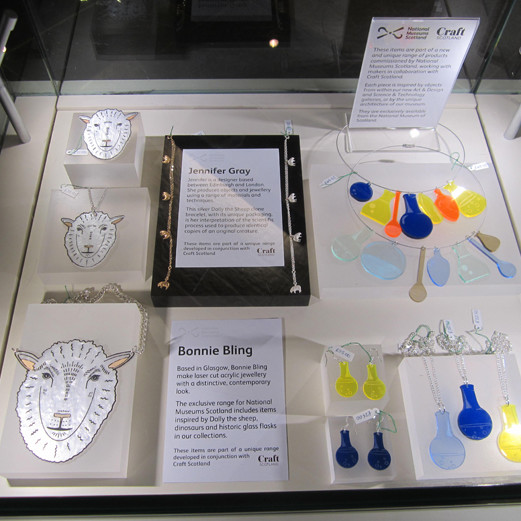 National Museum of Scotland gift collection