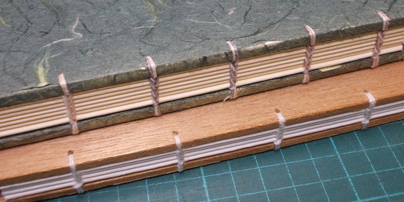 Bookbinding for Beginners. Part 2: Coptic stitching