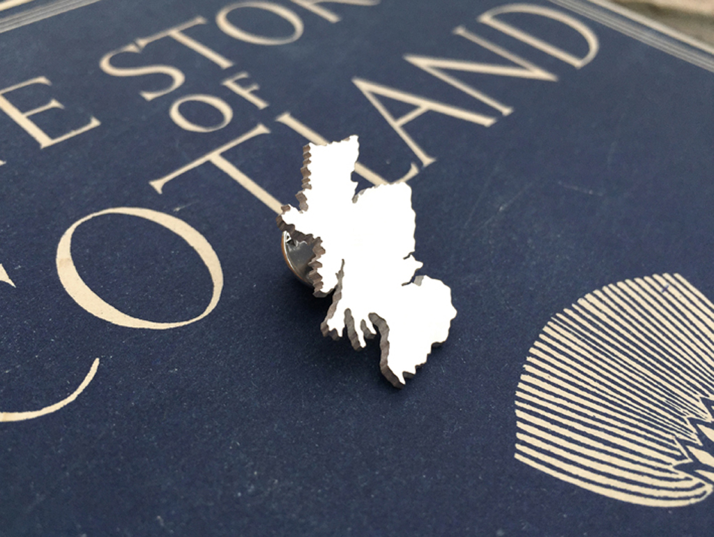 Scotland Lapel Pin