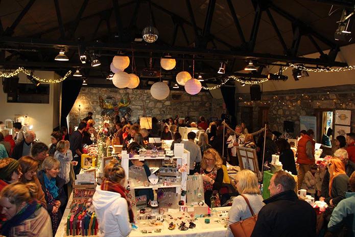11 Christmas craft markets