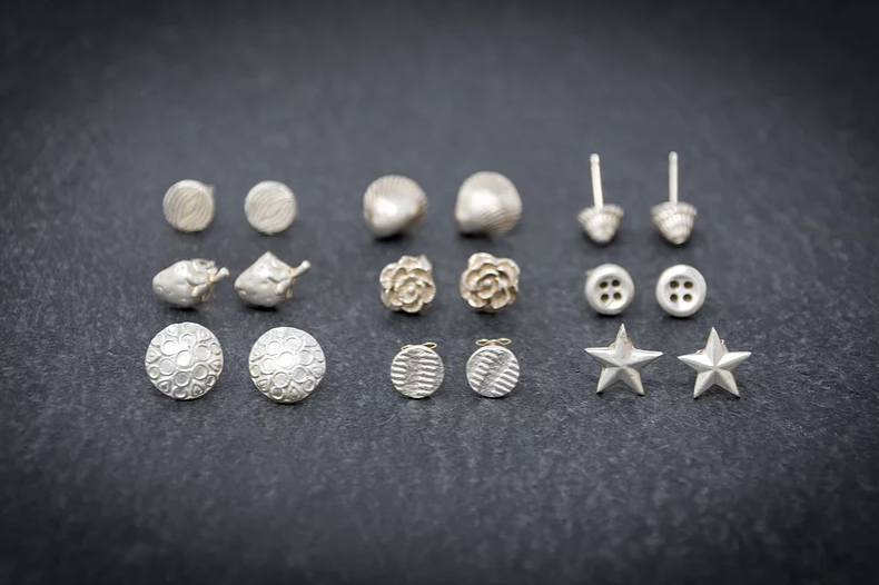 Soldering Silver Clay Jewellery