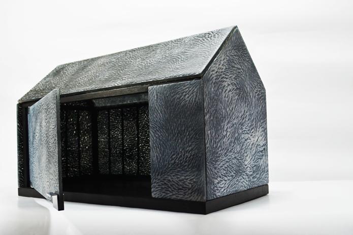 Carbon Barn by Amanda Simmons
