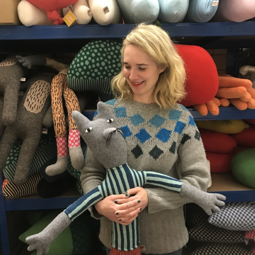 Donna Wilson Edinburgh Pop-Up & Sample Sale