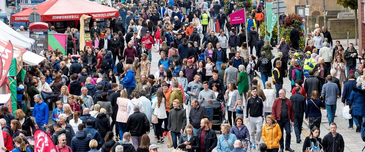 Merchant City Festival Market Opportunities Image #0