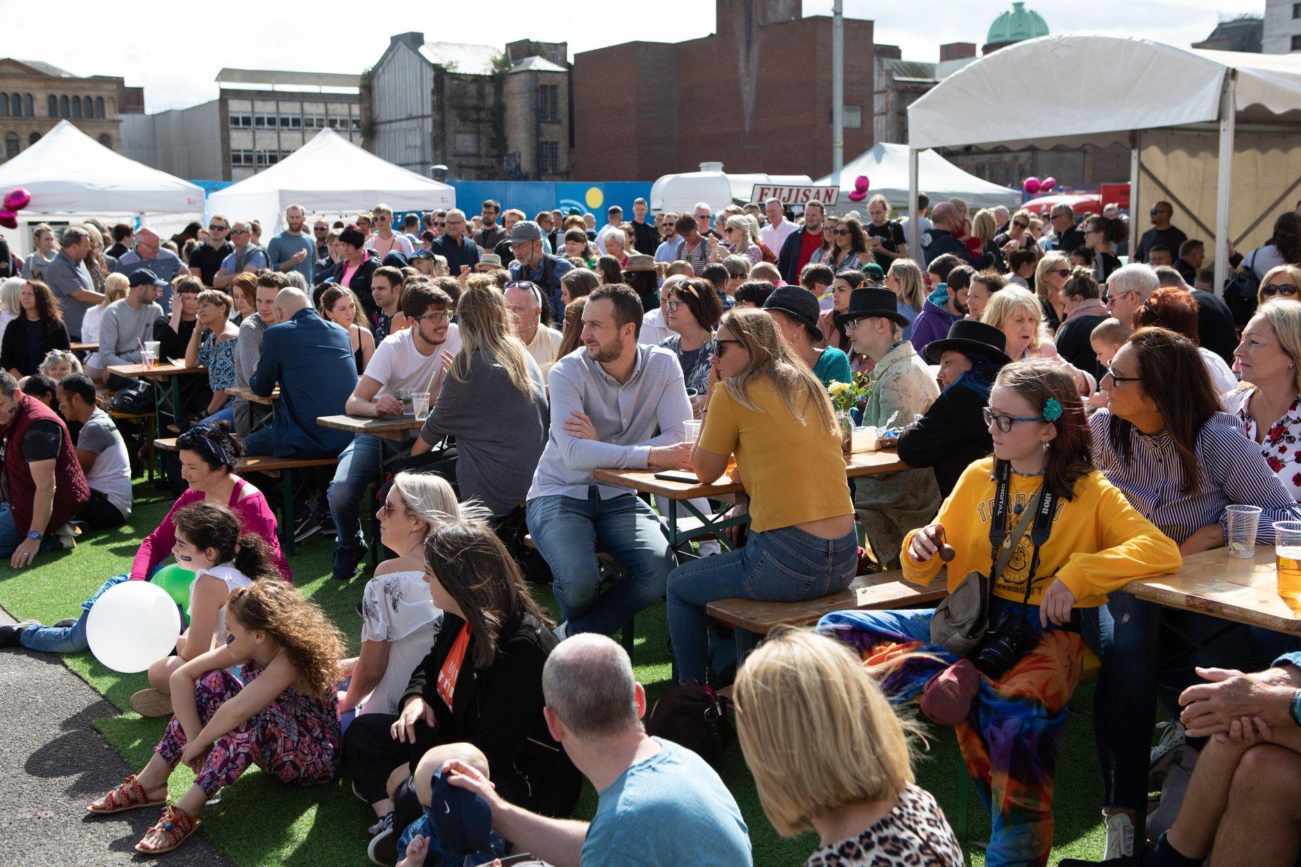 Merchant City Festival Market Opportunities Image #2