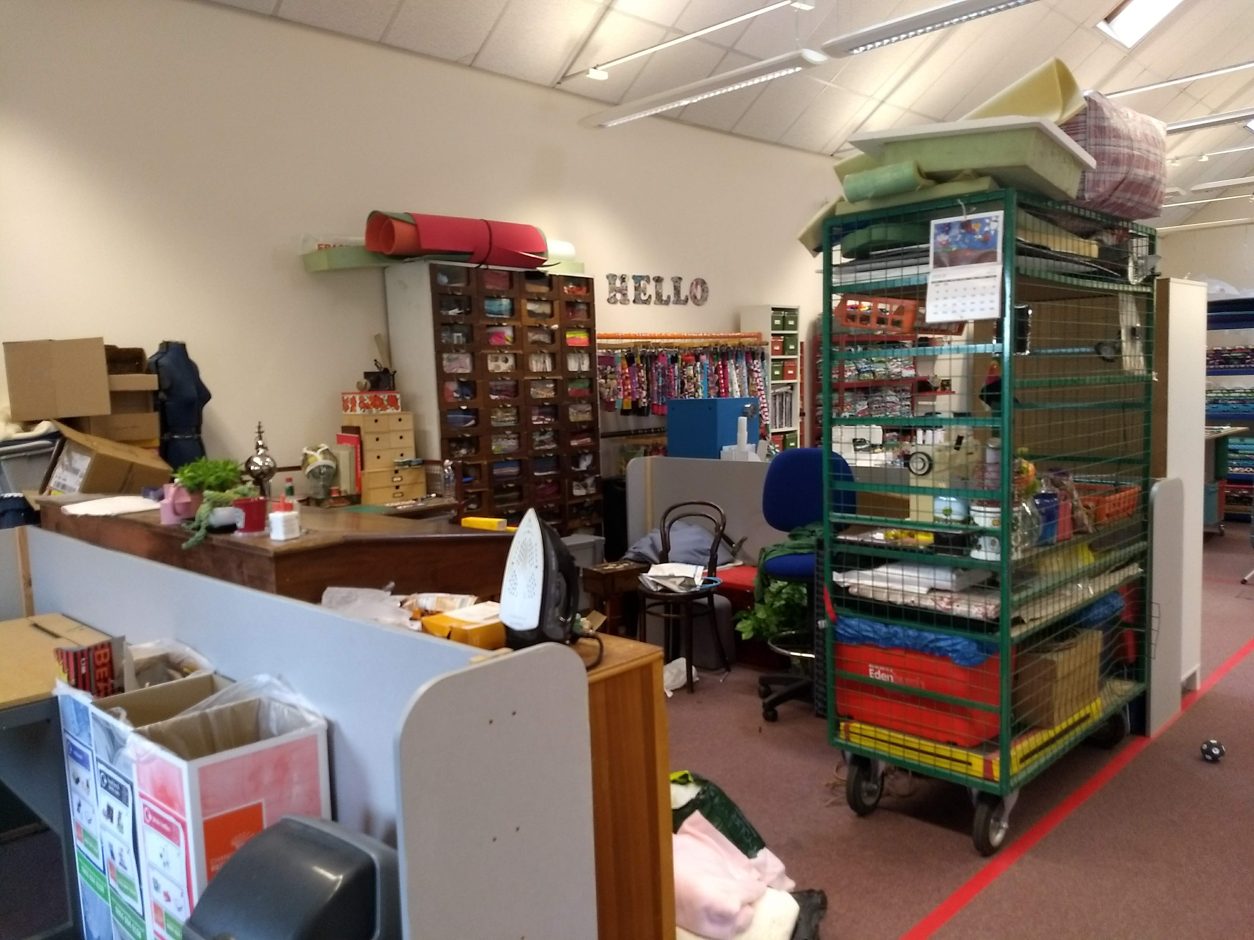 Resident Maker spaces available in our Craft Room Image #1