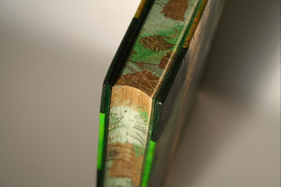 Bookbinding - 'Creative Edge Decoration'