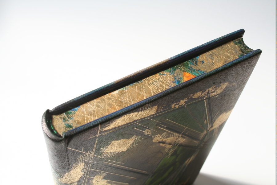 Bookbinding - 'Creative Edge Decoration' Image #1
