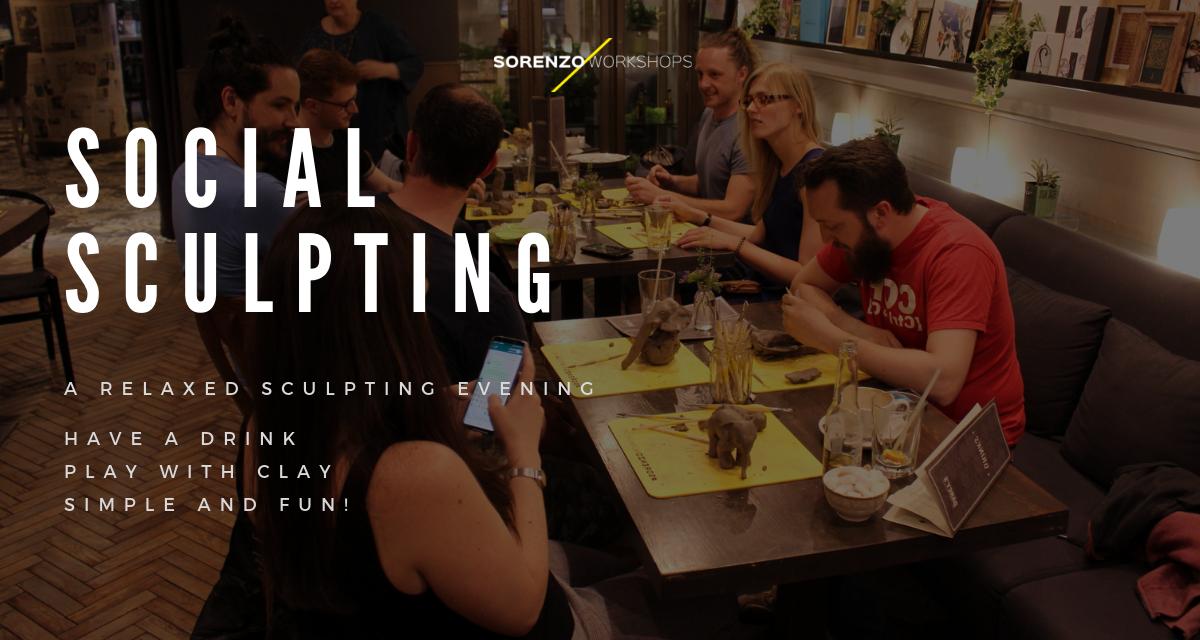 Social Sculpting - Thursday 18th July