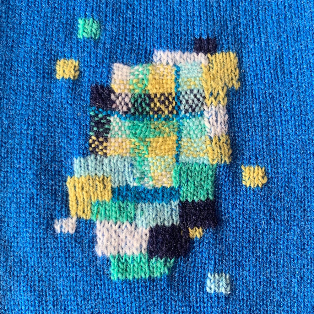 Darning: An Introduction to Visible Mending