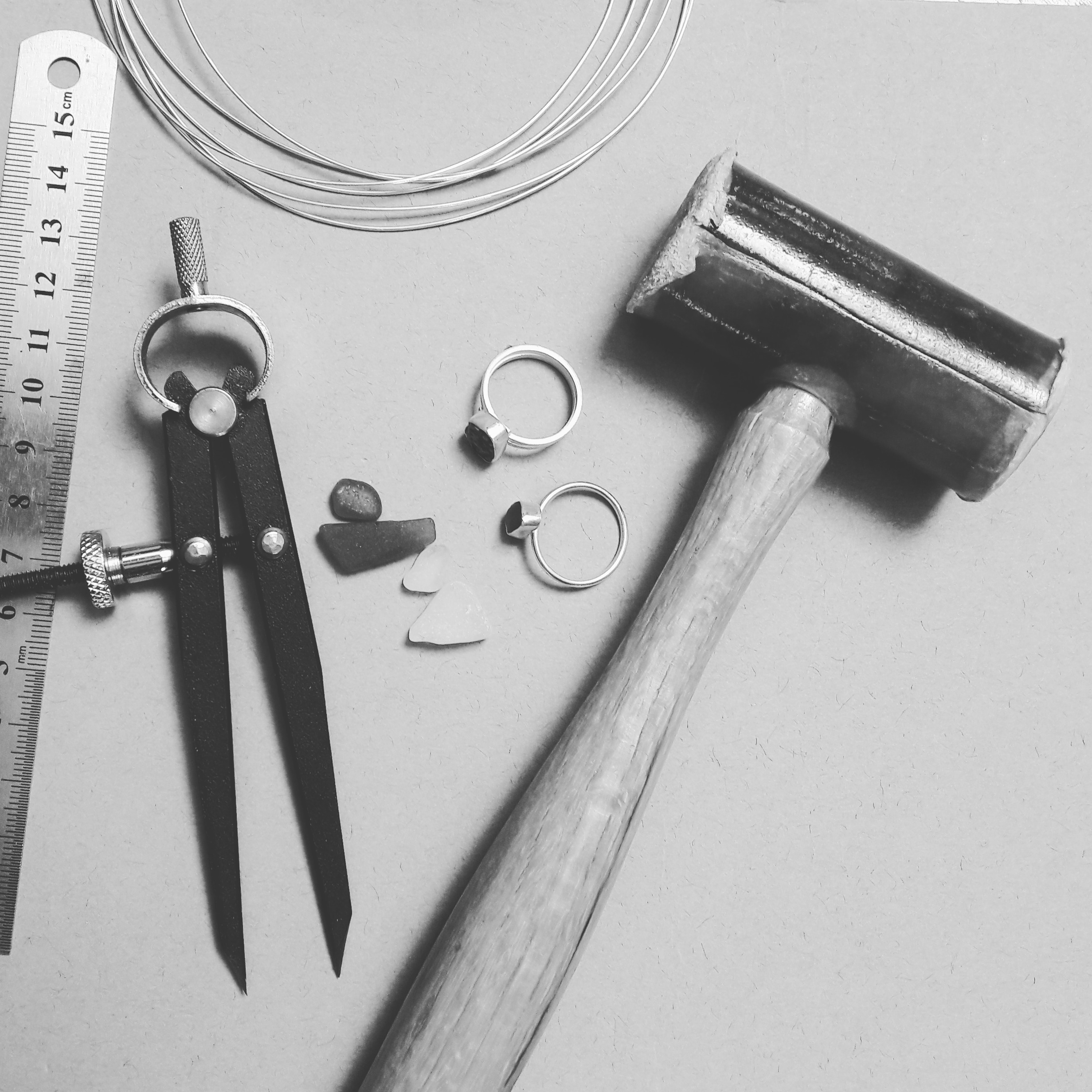 Silver Jewellery for Beginners