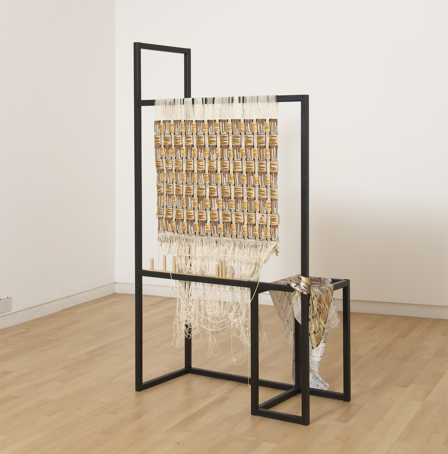 Claire Barclay / Daughters of Penelope