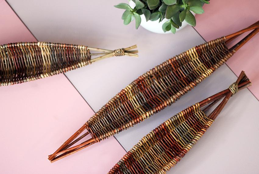 Anna Liebmann - Willow Weaving Workshop