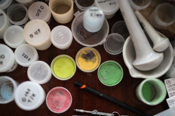 Introduction to enamelling with Elizabeth Jane Campbell