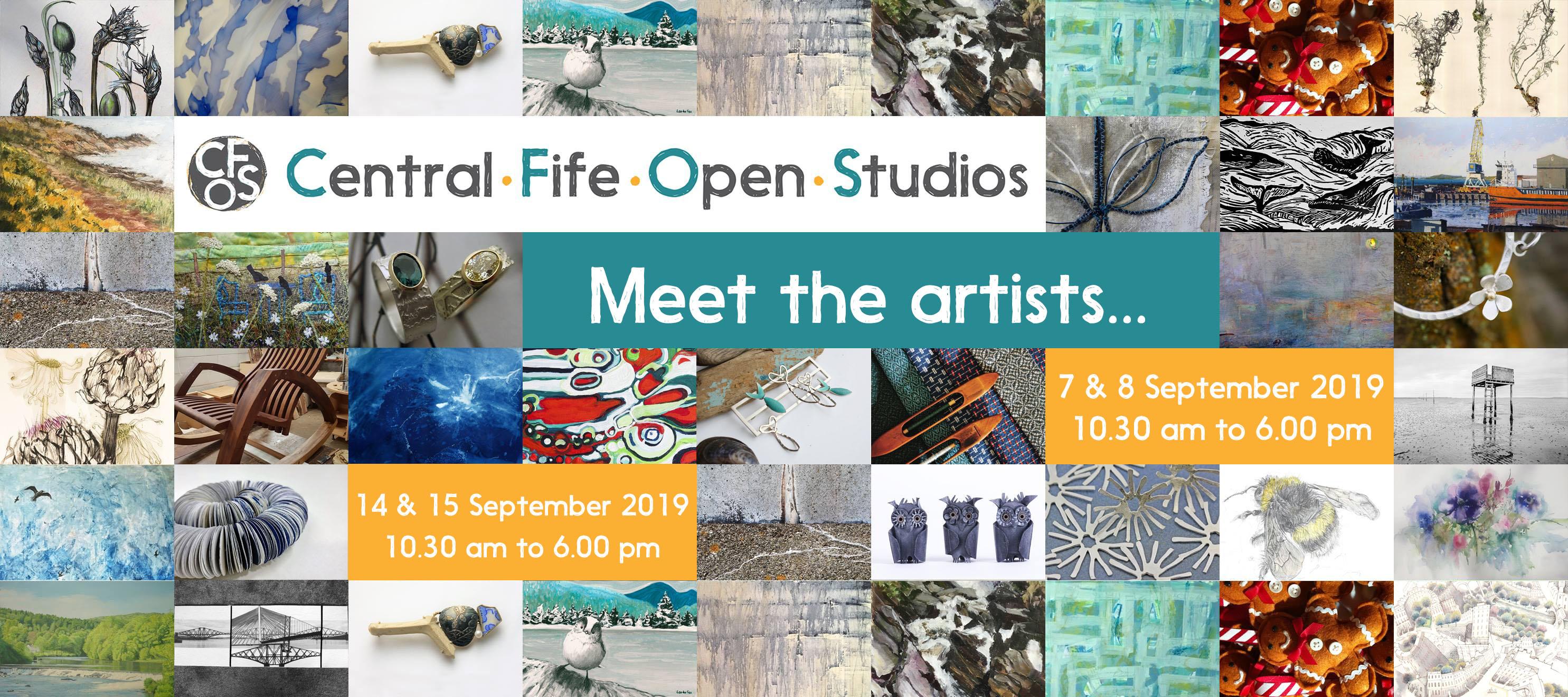 Central Fife Open Studios