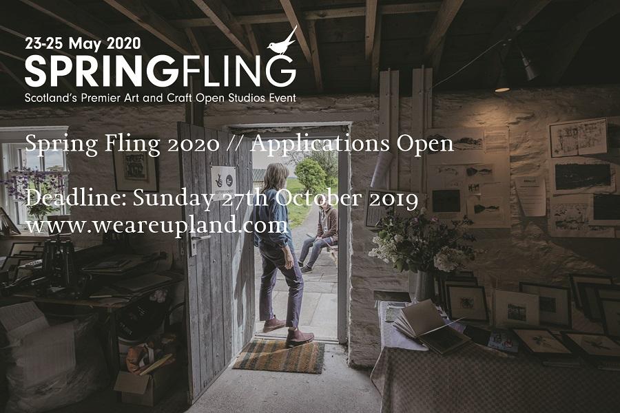 Spring Fling 2020 Applications Open Image #0