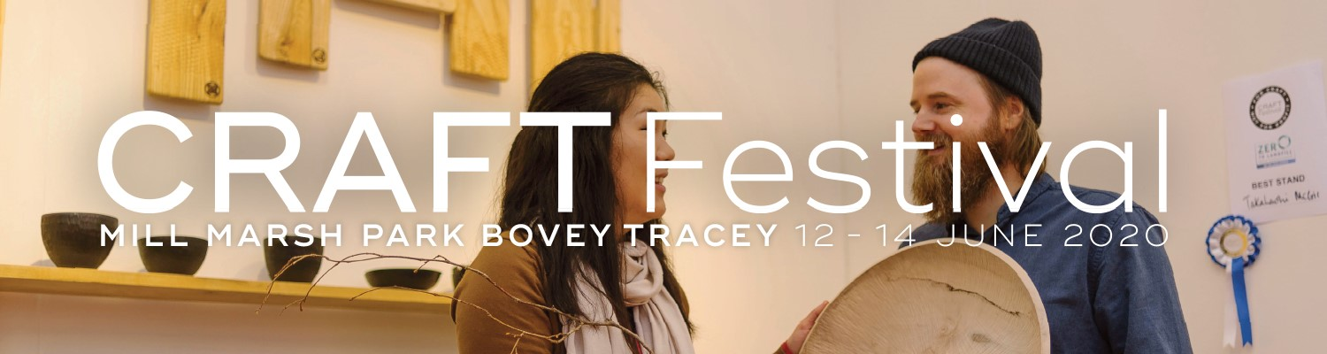 Call For Entries: Craft Festival, Bovey,  June 2020 Image #0
