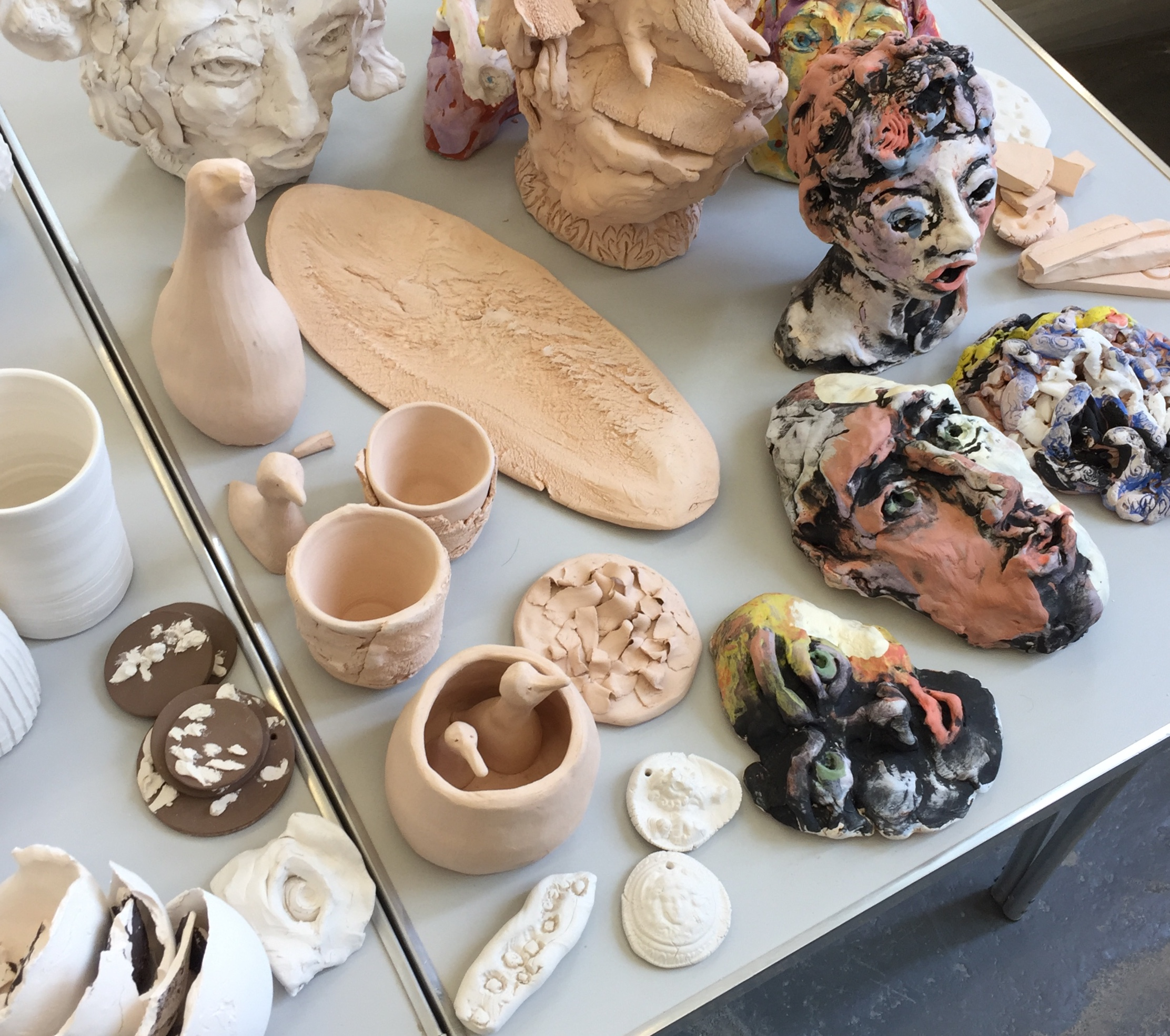 Ceramics for All! Jan/Feb 2020 (Wed afternoon)
