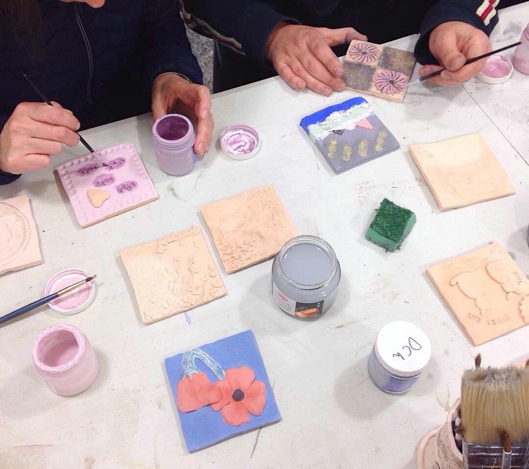 Introduction to Ceramics - Jan/Feb 2020 (Mondays)