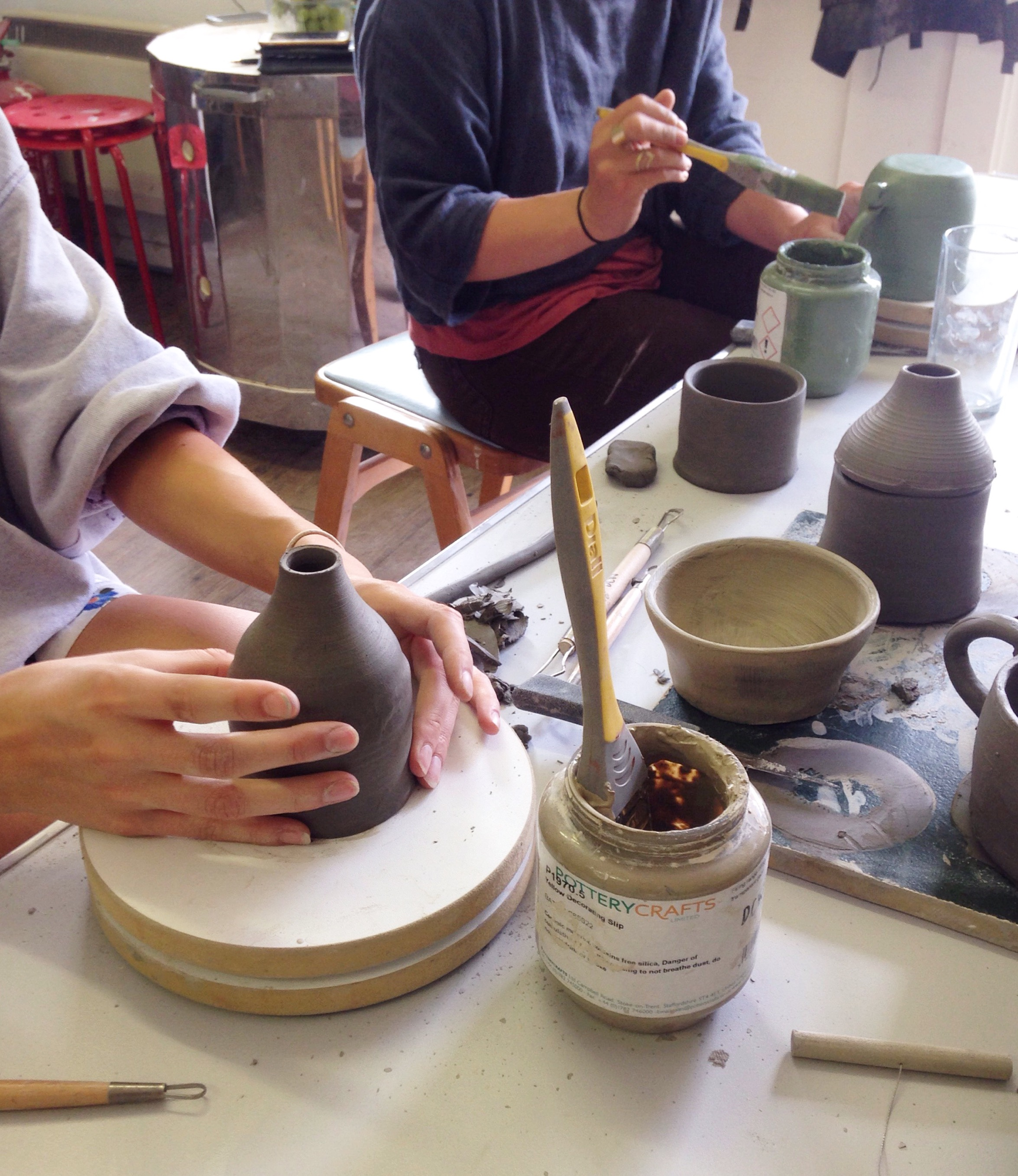 Intro to Clay - Taster Session