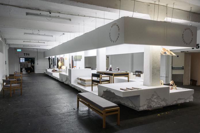 Scotland: Craft & Design Pavilion Round-Up