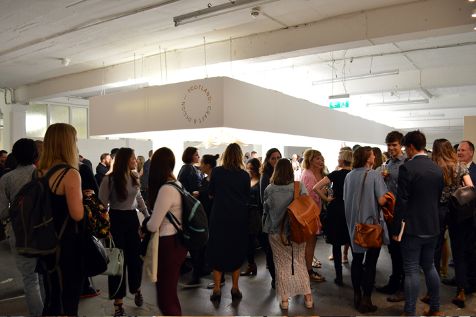 Scotland Craft Design Pavilion Preview