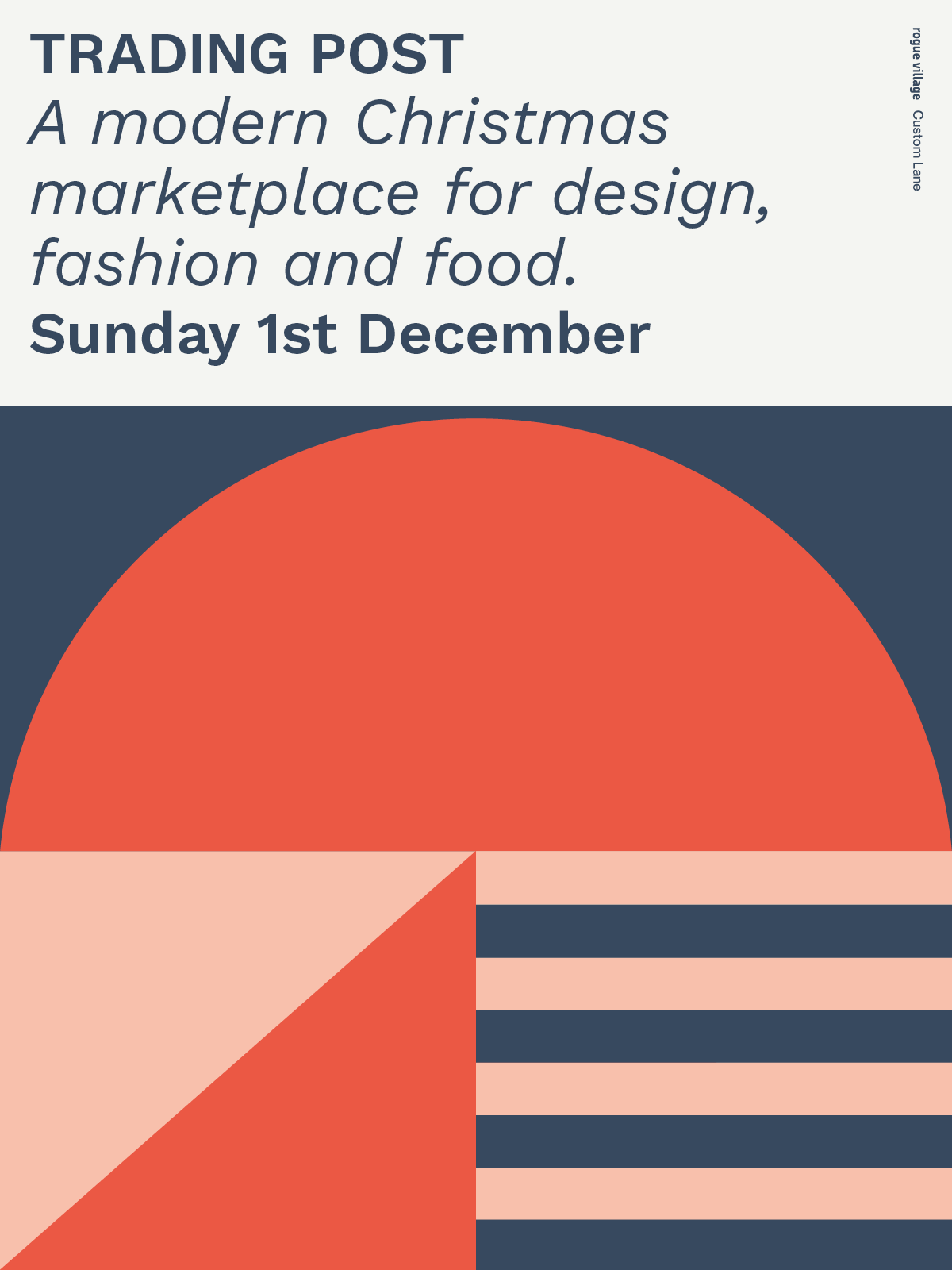 Trading Post | A Christmas Marketplace for Design, Fashion + Food