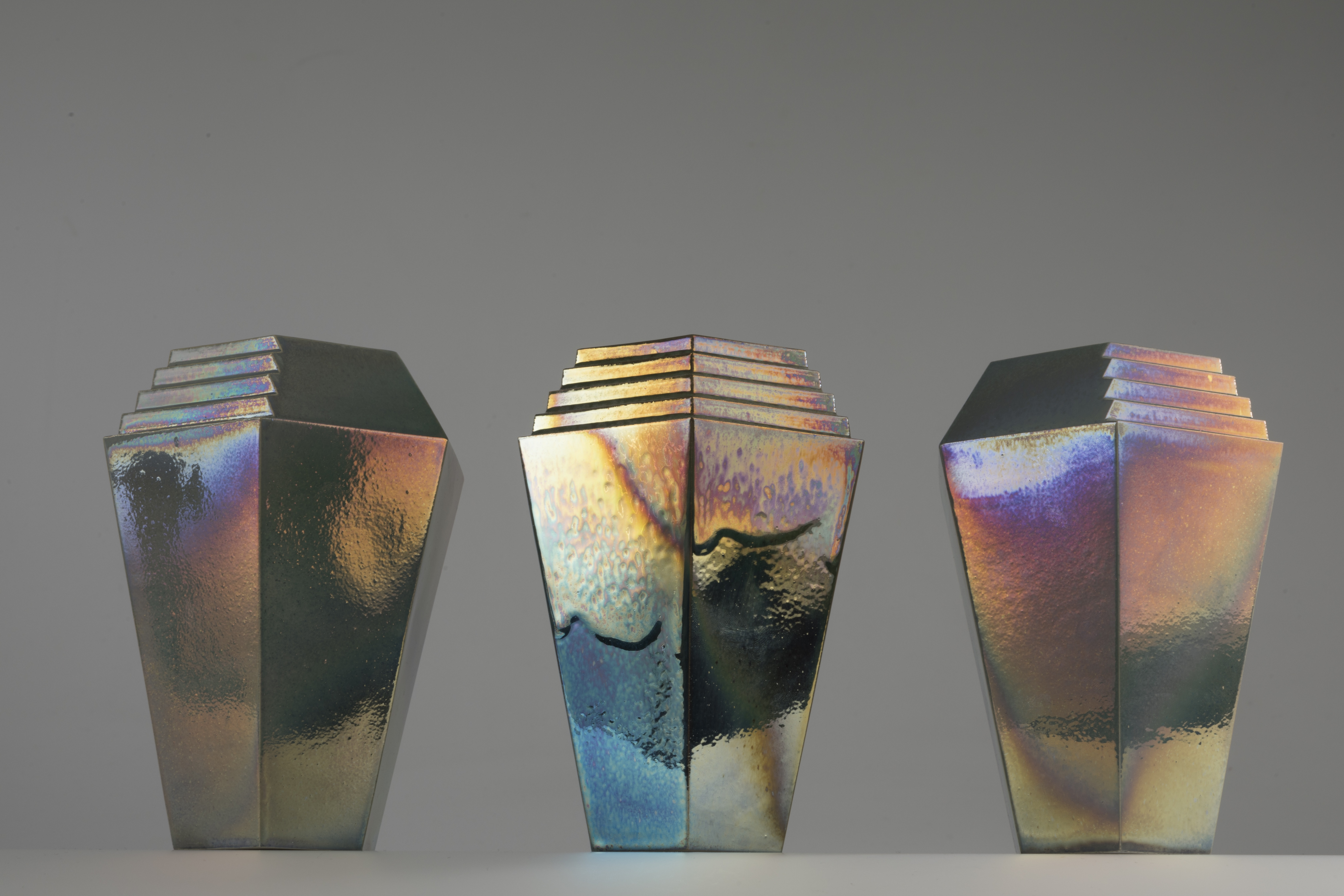 The Bismuth Collection, Short vessels