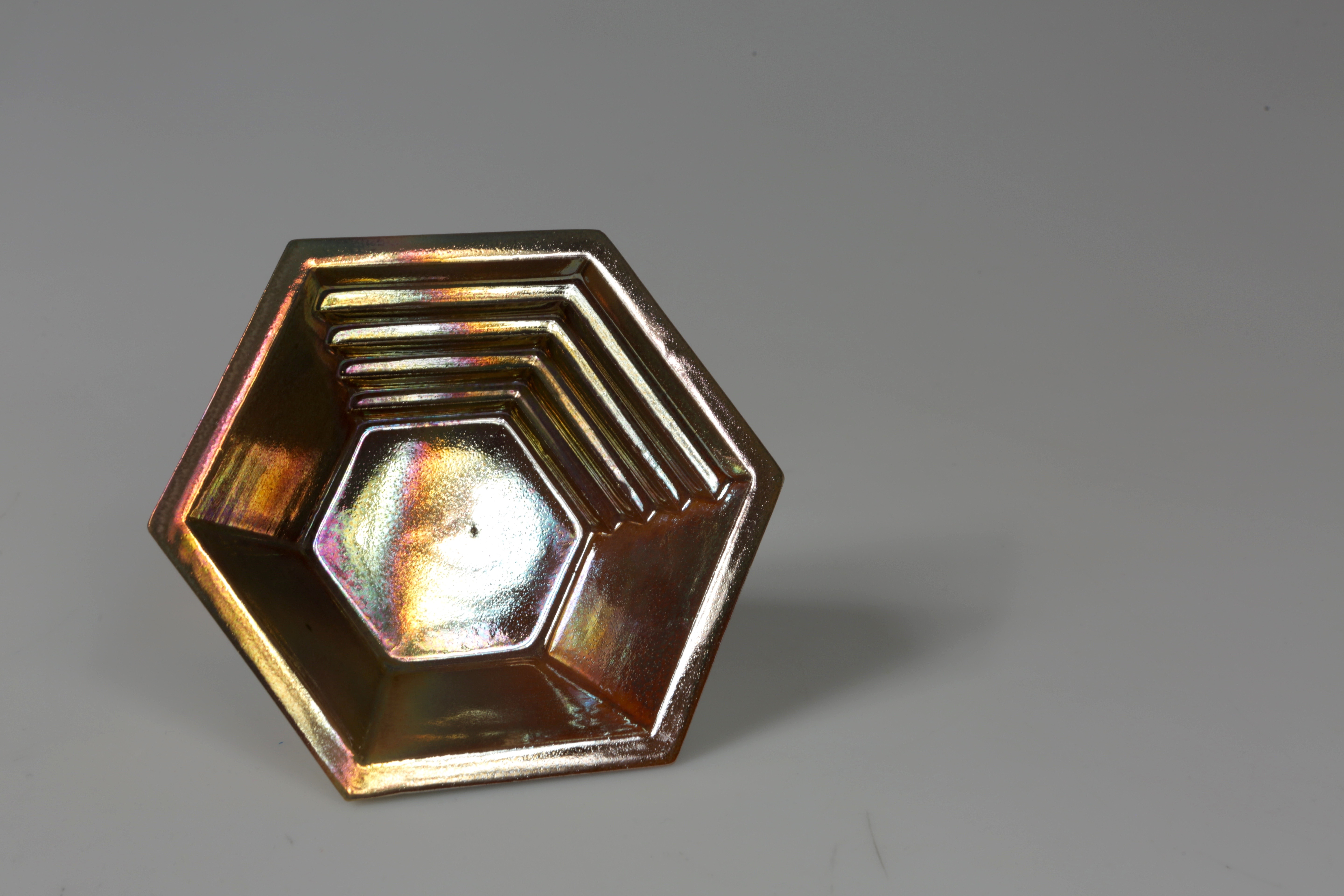 The Bismuth Collection, Double walled vessel
