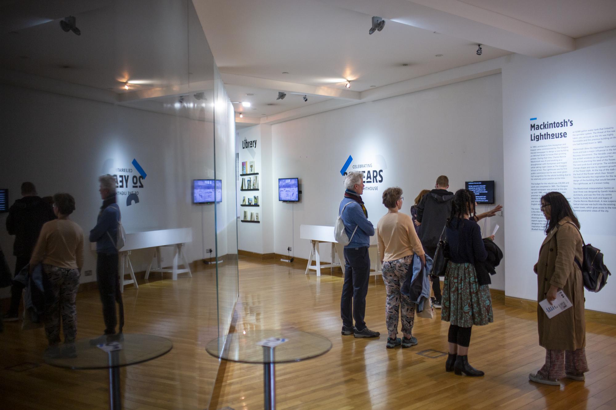 Open Call: Mackintosh Interpretation Centre Exhibitions Image #0