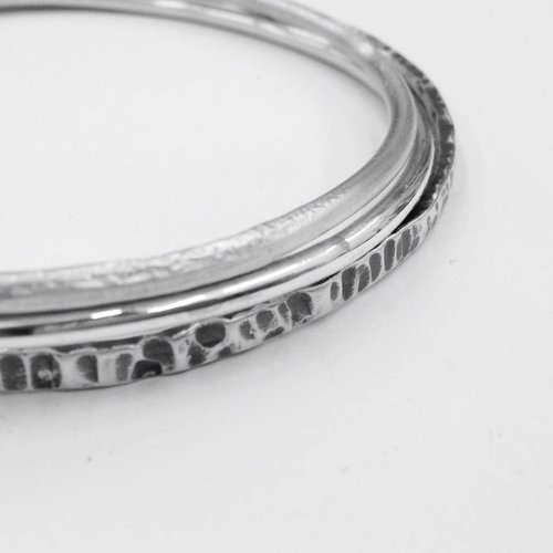 Make a Silver Bangle at The Smiddy, Banff