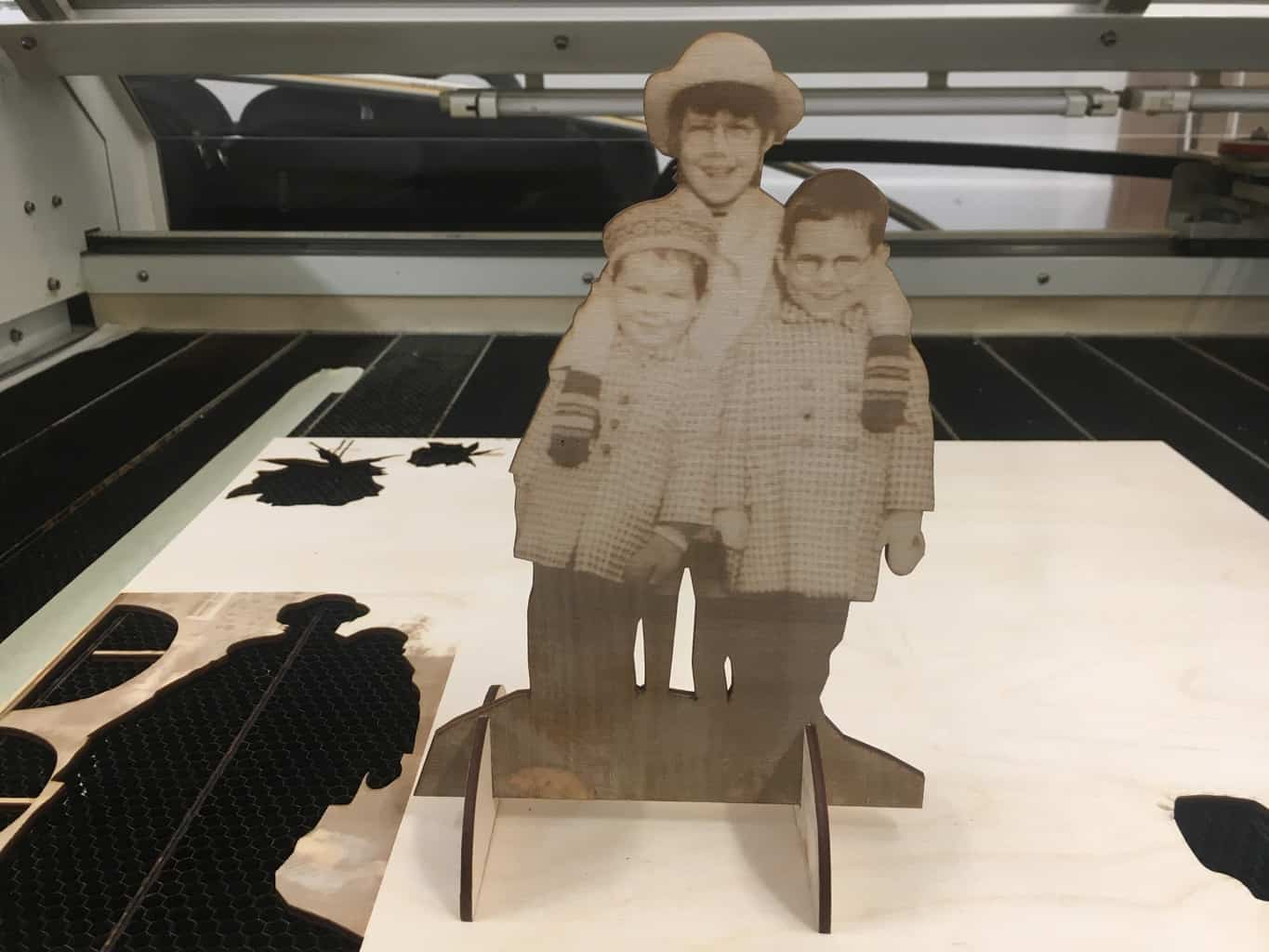 Laser Cutting Summer School  - Intermediate level