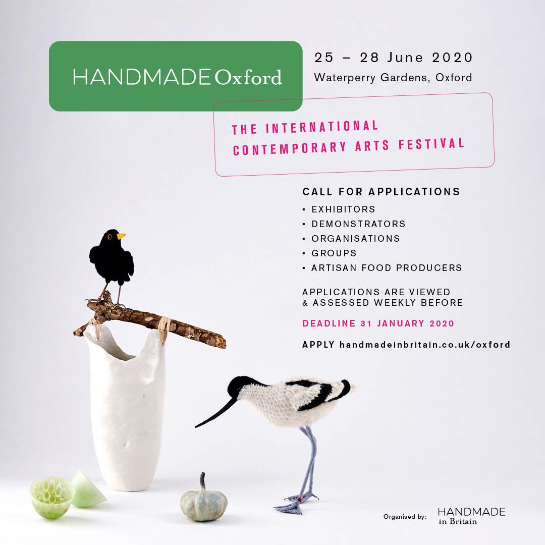 Handmade Oxford - The International Contemporary Arts Festival Image #0