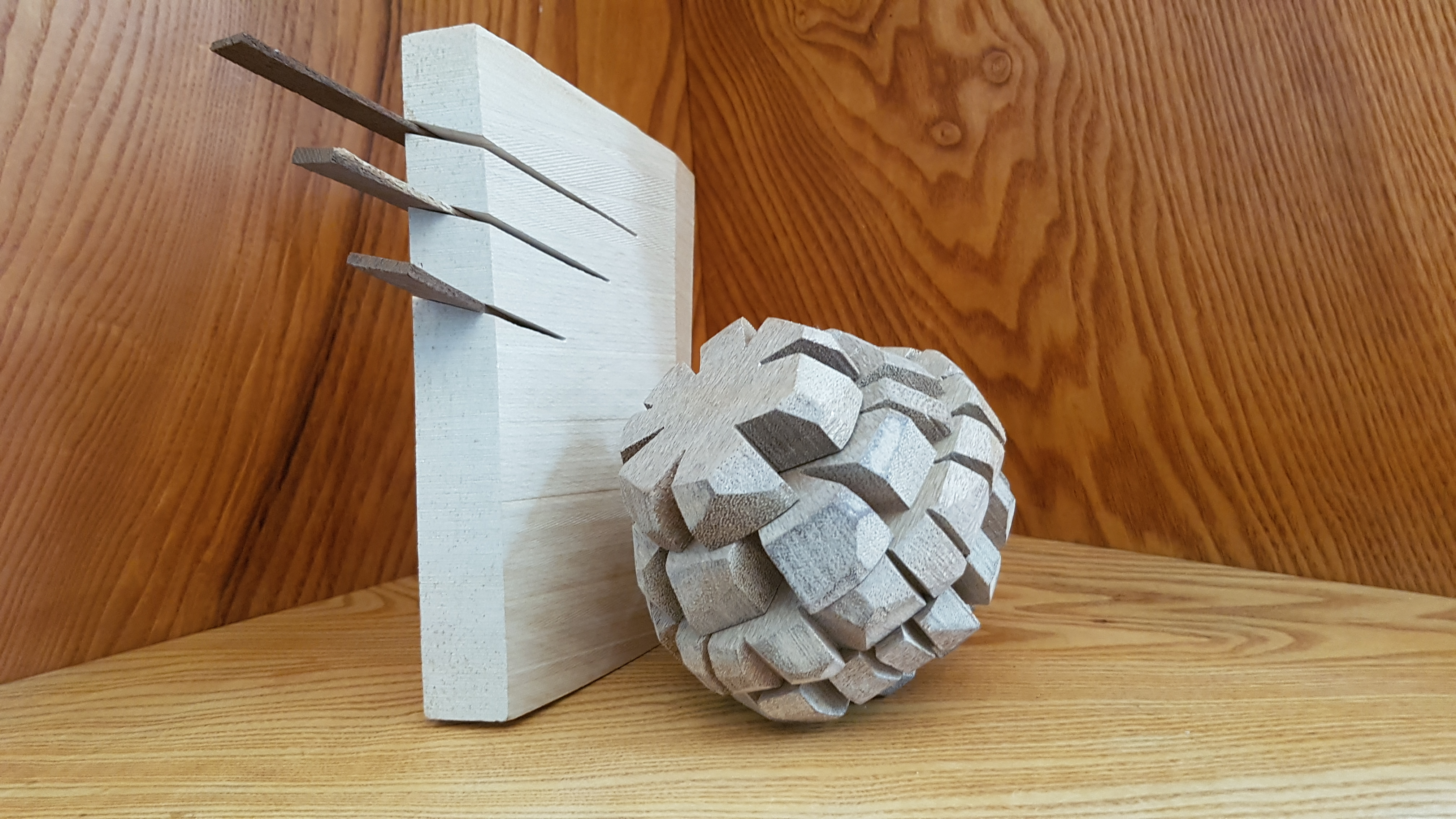 Cut and Play with Wood with Sam Stead